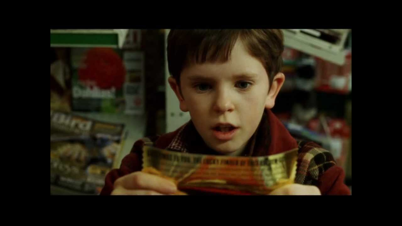 Charlie And The Chocolate Factory Last