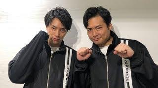 世界記録を更新した鈴木伸之と八木将康が今回も大奮闘!! 「1分間で卓上...
