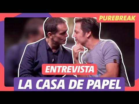 ENTREVISTA LA CASA DE PAPEL: PASSADO COM BERLIM E O FUTURO DE PALERMO