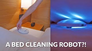 Bed Cleaning Robot (Bed Roomba)