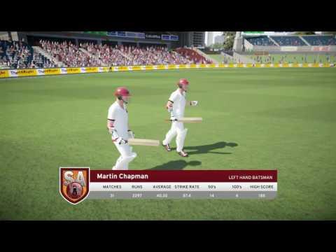 Don Bradman Cricket 17 - Career Mode - Club Cricket to Australian State Cricket