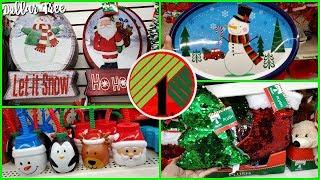 DOLLAR TREE CHRISTMAS IDEAS WALK-THROUGH * SHOP WITH ME 2019