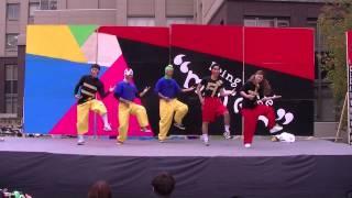 おじぃとギャルとskyp 2012bkc学園祭サブステージ