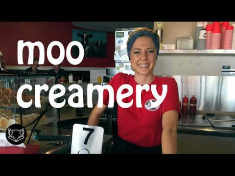 Moo Creamery, Bakersfield CA
