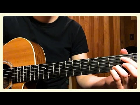 How To Play Downpour By Brandi Carlile Youtube