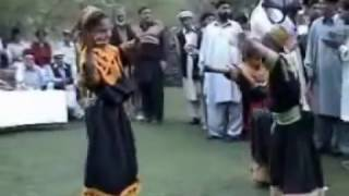 Kalash kids dance