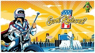 Evel Knievel (iOS/Android) Gameplay HD