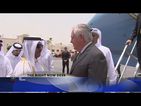 Right Now Desk: Report says UAE behind hacking of Qatari media