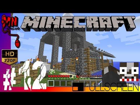 Minecraft (1.8.1) #12 - โบนัส(!?) [HD]