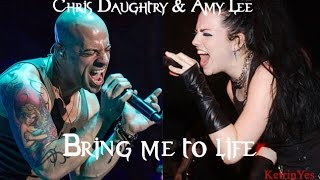 Chris Daughtry Amy Lee Bring Me To Life 2016