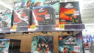 Jurassic World Fallen Kingdom Steelbook Blu-ray Hunt
