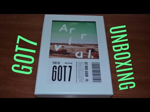 Download lagu terbaru GOT7 - FLIGHT LOG: ARRIVAL UNBOXING EVER VER. terbaik