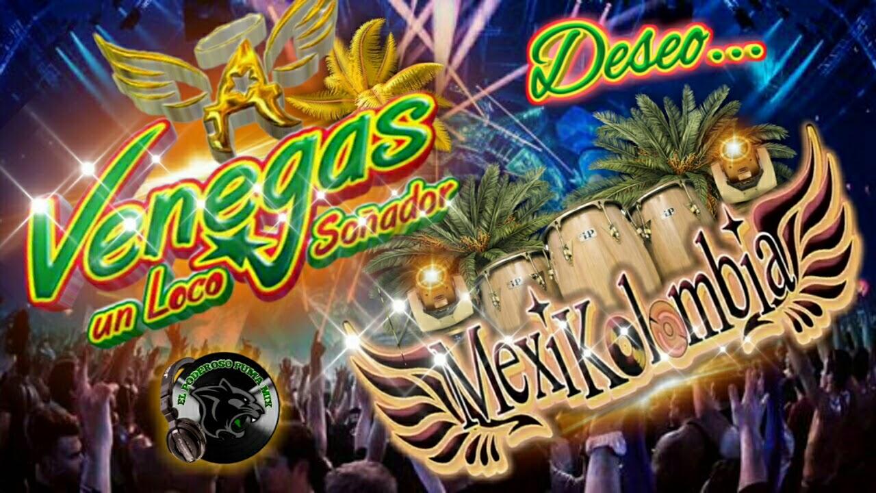A. Venegas ft Mexicolombia * Deseo * Tema de Estreno