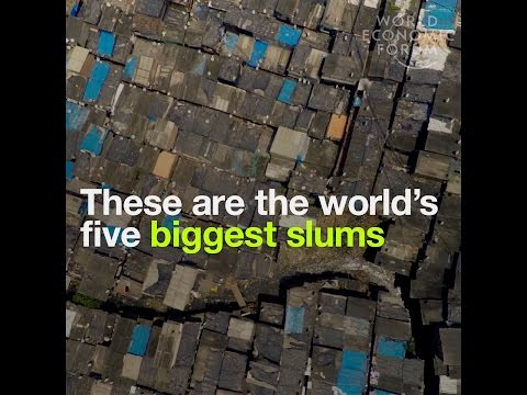 These are the world's five biggest slums
