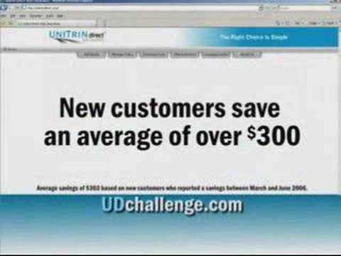 Unitrin Direct Auto Insurance