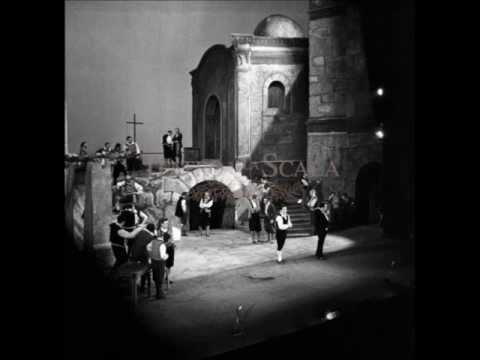 Cavalleria Rusticana - di Stefano, Simionato [1955, La Scala]