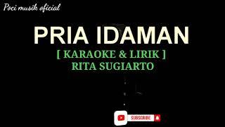 Pria Idaman [ Karaoke & Lirik ] HD Quality