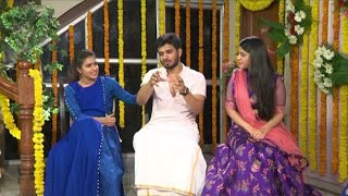 Kirrak Party Team Ugadi Special Interview | Nik...