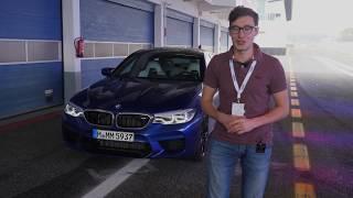 это бомба! Новая BMW M5 F90! Первый тест-драйв и обзор