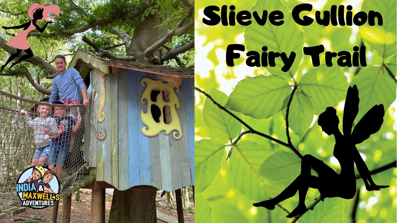 Visiting Fairy Houses