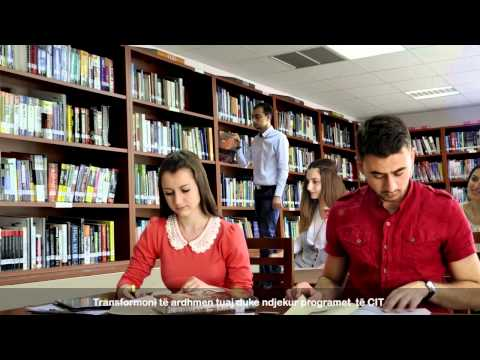 Canadian Institute of Technology (CIT Albania) New Spot 2013