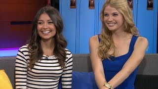After Degrassi: Cristine Prosperi & Sarah Fisher