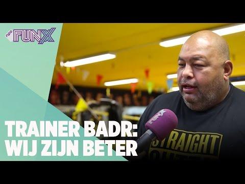 "Trainer Badr Hari over Rico Verhoeven: ""Flikker op man, we gunnen hem niks"""