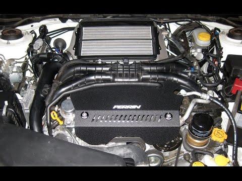 2015 Subaru WRX Ep. 594: Installing The Perrin Engine Cover