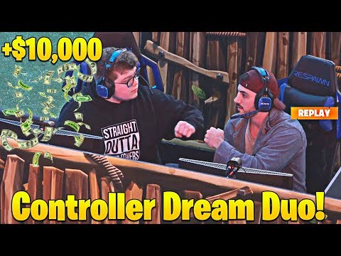 watch this video on youtube ghost aydan and nickemrcs dominate pc fortnite players have some controller setting - ghost issa fortnite controller settings