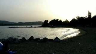 МЫ НА ПЛЯЖЕ. МОЕ ПЕРВОЕ ВИДЕО НА НОВУЮ КАМЕРУ.(Греция., 2013-05-20T11:05:08.000Z)