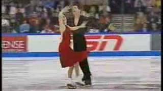 Virtue & Moir 04-05 Nats FD
