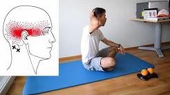 Niska-hartian triggerpisteet - Aiheuttaa esim. päänsärkyä