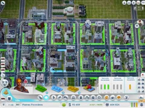 simcity 2013 tutorial comment bien construire sa ville. Black Bedroom Furniture Sets. Home Design Ideas