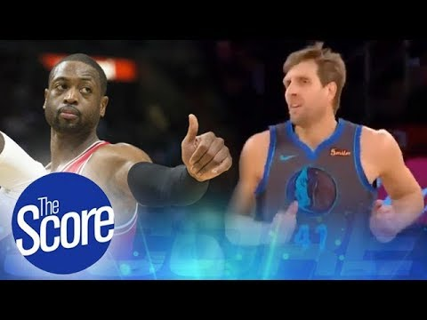 The Score: Should Dirk Nowitzki and Dwyane Wade be part of NBA All-Stars?