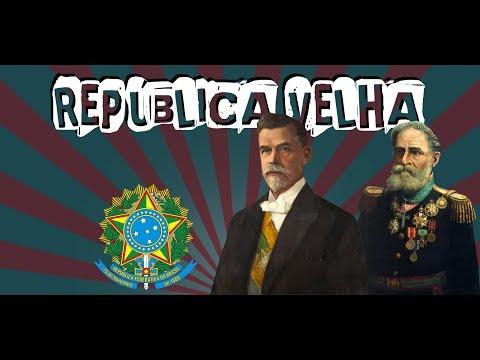 REPÚBLICA VELHA PARA O ENEM (História do Brasil) Aula #13