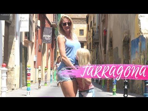Naar Tarragona (Kathedraal & shoppen)   Vlog #144   diesnaloomans.nl