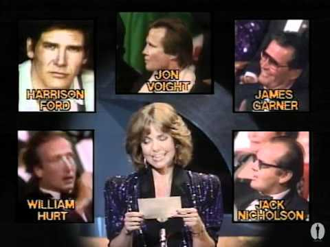 William Hurt Wins Best Actor: 1986 Oscars - YouTube
