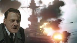 Реакция гитлера на Battlefield 1 перевод