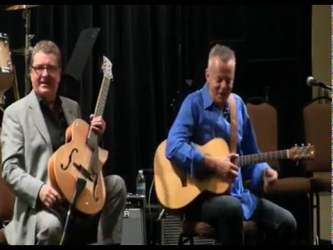 Tommy Emmanuel & Martin Taylor - The Colonel & the Governor - CCAS 2012 Full session -
