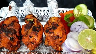 Tandoori chicken without oven spicy and very tasty easy method