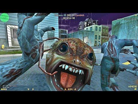 Counter-Strike CZ: Zombie Mod [CSO] - de_cityrush - SISA Server