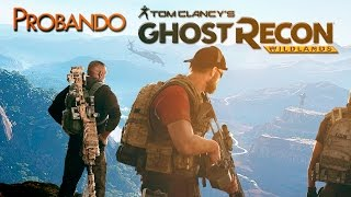 e3 2016   probando ghost recon wildlands