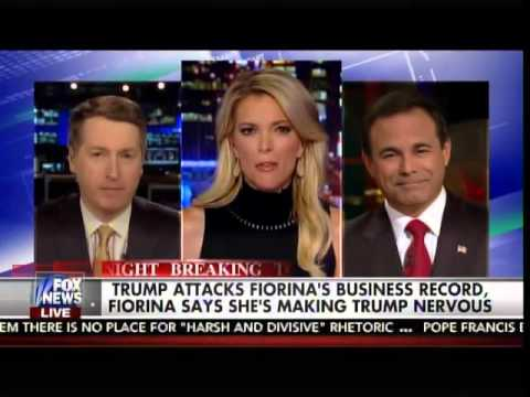 Rich Lowry  Carly Fiorina Cut Off Trump's Balls With Precision of a Surgeon