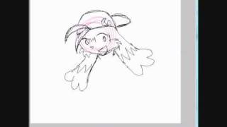 How i draw Klonoa/ Pikachu