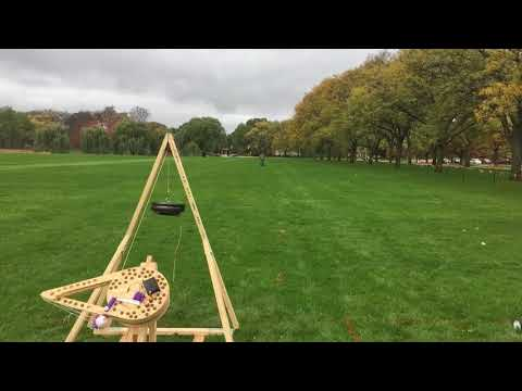 Cantigny Catapult Contest 2017