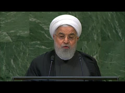 🇮🇷 Iran - President Addresses General Debate, 73rd Session