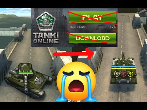 Tanki Online No More Flash Client R I P Tanki Html5 Version Update Youtube