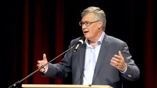 Ulf Ekman - Changes in the Spiritual Landscape - 2015 Steubenville DFC