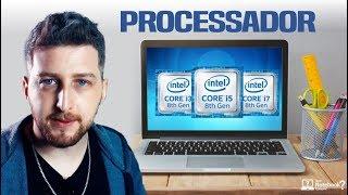 Como escolher processador de notebook Séries U, H, HQ, Intel Core i3, i5, i7 e i9