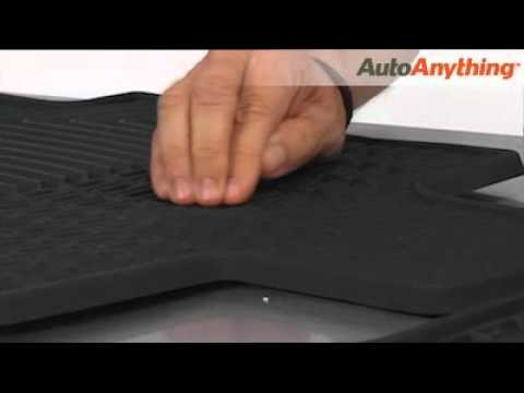 WeatherTech Floor Mats Review - AutoAnything Product Demo